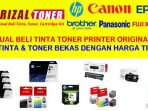 BELI CARTRIDGE, TINTA, TONER 11
